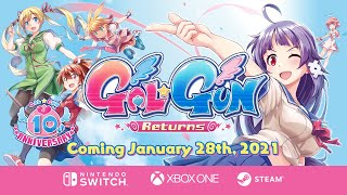 Gal*Gun Returns - World Premiere Trailer