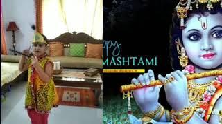Janmashtami Celebration at INS Parandwadi Part 1