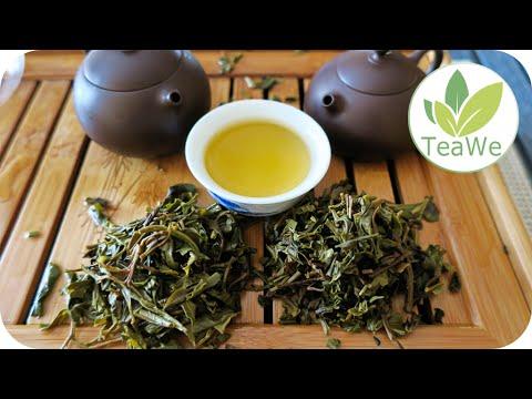 Tomsk der Tee für die Abmagerung