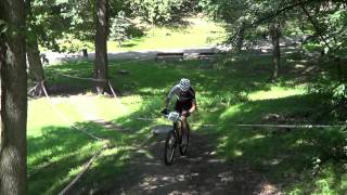 preview picture of video 'Mistrzostwa Mikołowa Cross Country 16.06.2012'