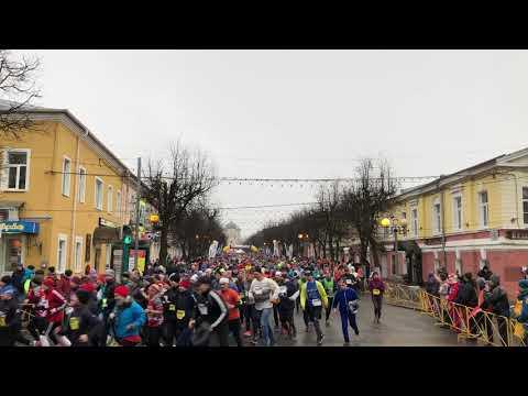 Гатчинский полумарафон объединил любителей бега из 240 городов России и 10 стран