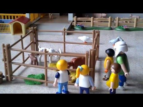 Enfant Et Chevreau Playmobil 86570