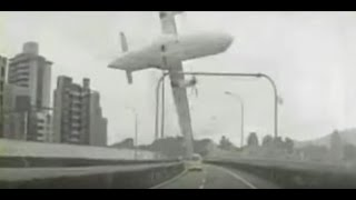 Most FATAL Jaw Dropping Plane Crashes Caught On Camera