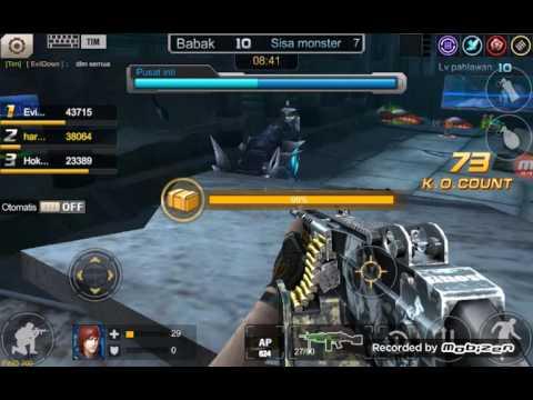 Video cara mendapatkan senjata dari clan war dan apa itu clan war Crisis Action