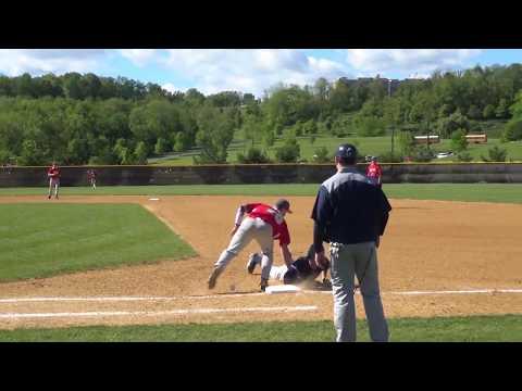 5 15 17 High Point vs  Pope John Baseball HWS Final
