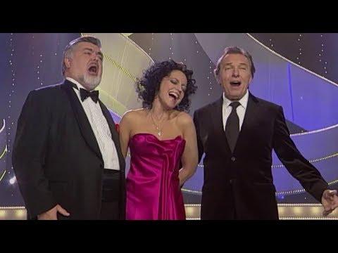 Karel Gott, Lucie Bílá & Peter Dvorský - Na rozloučenou (Auld Lang Syne) 2009