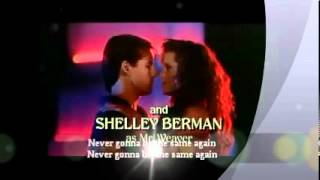 The never gonna be the same again video iyrics.wmv