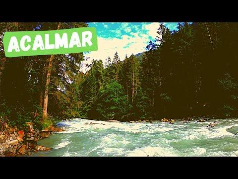 [ ACALMAR ] Msica Para Relaxar    Musica Ambiente Para Meditar - Cachoeira mais Linda do Mundo