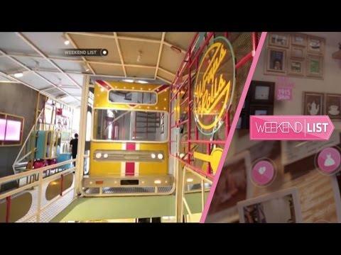 Video Cafe Unik Dengan Ruangan Seperti di Dalam Bis