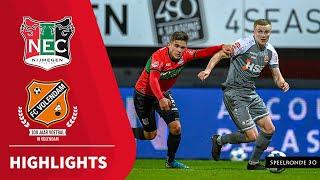 Samenvatting N.E.C. - FC Volendam (15-03-2021)