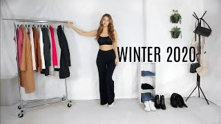 Simple Winter Outfit Ideas 2020