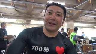 ウィナーズカップ通算700勝達成の小嶋敬二が繰り上がり出場