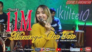 Menungso Ora Toto - TEKOMLAKU OFFICIAL (COVER Putri Kristya KMB)