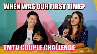 How well do we know each other? (Tiffy G & Jmiah C) | TM Couple Challenge