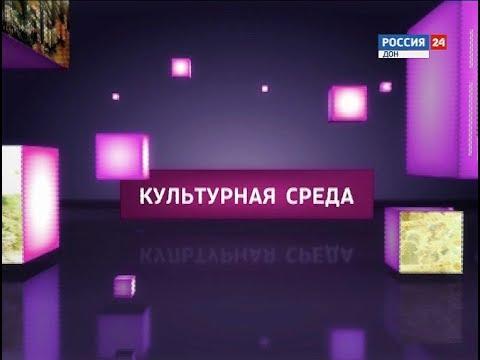 эфир ГТРК Дон-ТР с министром культуры Анной Анатольевной Дмитриевой