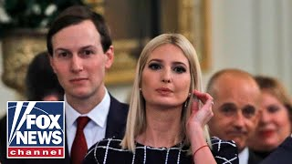 Kushner calls impeachment 'waste of time, distraction' from Trump accomplishments