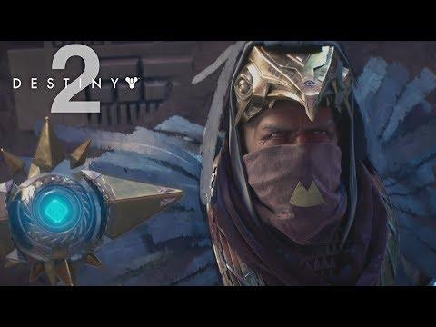 Destiny 2 - Erweiterung I:  Fluch des Osiris-Enthüllungs-Trailer [DE]