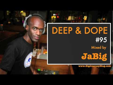 Afro Deep House Music  Jazz Lounge DJ Mix by JaBig [DEEP & DOPE #95]