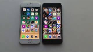 iPhone 6 vs 6s on ios 11.0.3 ! | Kholo.pk