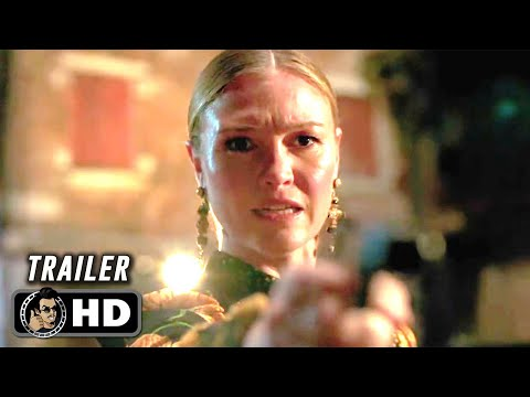 RIVIERA Season 3 Official Trailer (HD) Julia Stiles