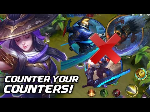 NULLIFY THE COUNTERS OF FANNY! FANNY'S HIDDEN TECHNIQUE - THE PERFECT COUNTER!
