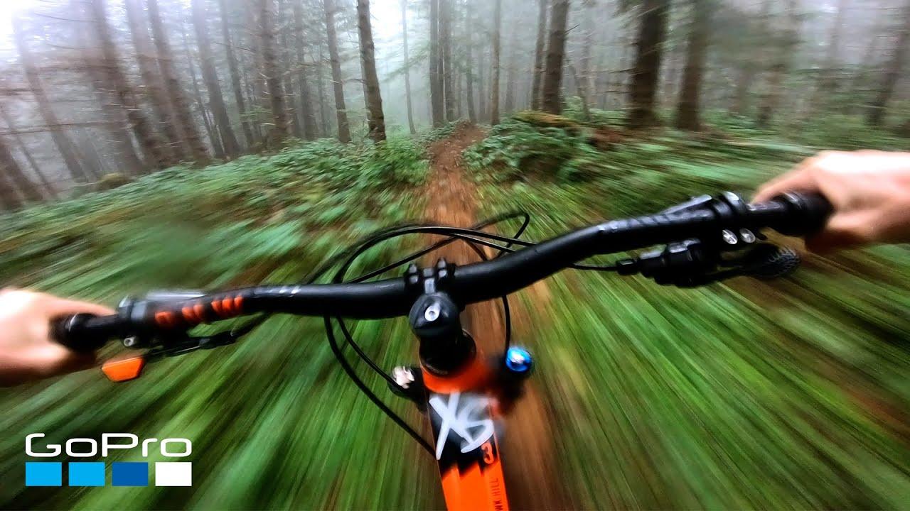 Nel bosco con Mark Matthews
