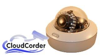 Test: Dome IP Kamera ABUS TVIP71501 / 71500 / 71551 + Installation / Setup mit CloudCorder