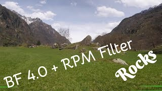 Betaflight 4.0 with RPM Filter Rocks!!! | FPV Freestyle
