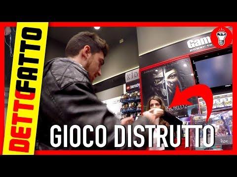 Assicurare un Gioco da GameStop e Romperlo - Detto Fatto EP.4 - [SPECIALE NATALE] - theShow