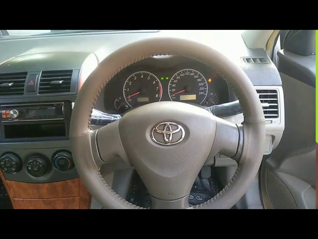 Toyota Corolla XLi VVTi 2010 for Sale in Karachi