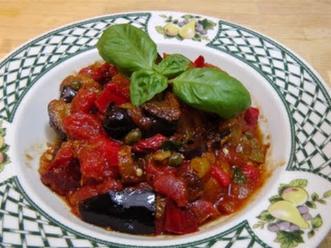 How to make Caponata – Recipe by Laura Vitale – Laura in The Kitchen Episode 62