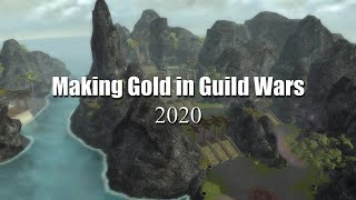 Making Gold In Guild Wars In 2020