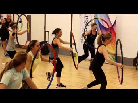 How to Become a Powerhoop Instructor - YouTube