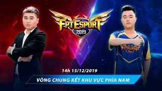 Chung kết thần đồng liên quân Mobile Takedemy vs 93 Bình Phước  - FPT eSport Championship 2019