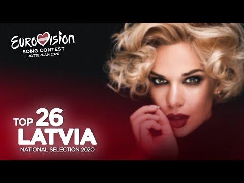 🇱🇻: Eurovision 2020 - Supernova 2020 - Top 26