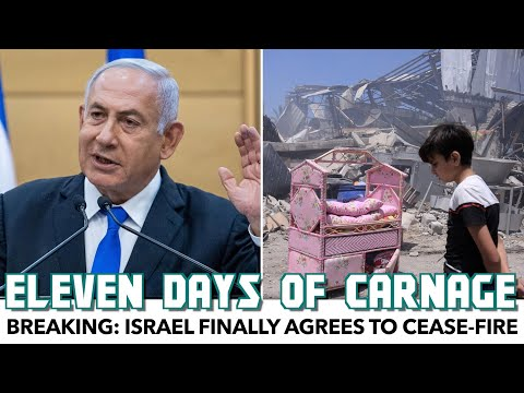BREAKING: Israel Finally Agrees To Cease-Fire