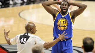 The Golden State Warriors Sit Down Draymond Green With Injury