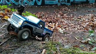 Stock Team Associated cr12 put to the test on Kelly Butte (stock tire test)