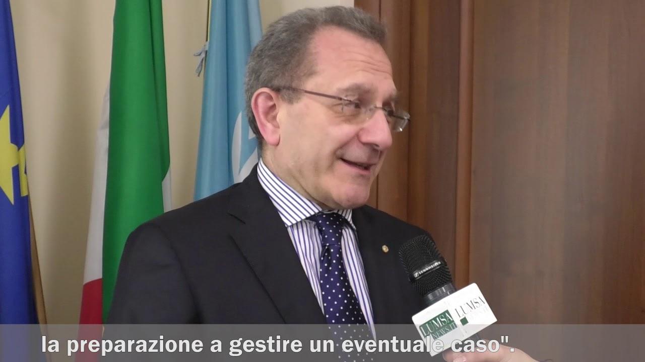 """Coronavirus, Ruocco dell'Iss: """"L'Italia è pronta"""""""