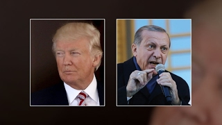 Turkey lodges formal complaint to U.S.