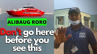 Mumbai to Alibaug RORO ferry   M2M FERRY Mumbai to Mandwa   Pros and Cons   faced so many problems