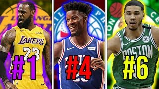 Ranking The BEST Small Forward From EVERY NBA Team In The 2018-19 Season