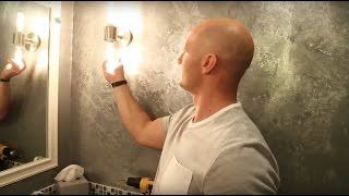 How To Install A Wall-Mounted Light