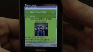 Waxx music mobile