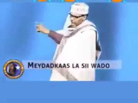 Mahadi haka gaadho wadaniyiintaan