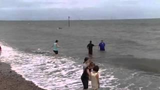 Mars Hill Sea Baptism 2013