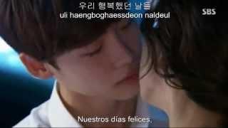 "Narae - The Days We Were Happy  ( I Hear Your Voice ""OST"") [Sub-Español - Hangul - Romanizacion]"