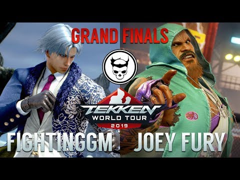 Tekken 7 Dojo Event [Grand Finals] FightingGM (Lee) vs Joey Fury (Marduk) - HelstNYC Monthly #6