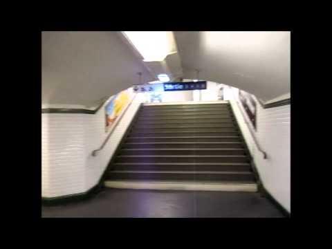 Метро Парижа: первое знакомство