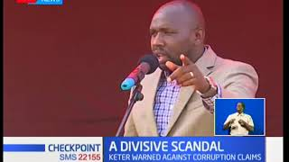 Blame Game: North Rift Jubilee leaders accuse NCPB of collusion in the maize scandal